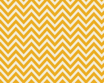 One Yard of Chevron in Yellow from The Sweetest Thing by Zoe Pearn