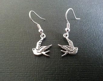 Little Sweet Swallow Earrings