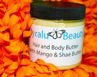 Myralu Beauty Hair and Body Butter