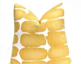 15% Off Sale Yellow Pillow, Yellow Pillow Cover, Yellow Pillow Covers,Decorative Pillow, Throw Pillow Cover, Accent Pillow, Toss pillow , Cu