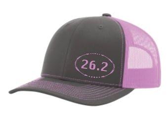 26.2 Pink Hat