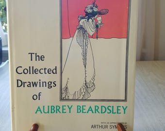 """Vintage """"Collective Drawings by Aubrey Beardsly"""" 1967"""
