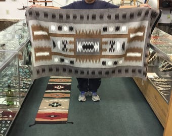 Authentic Navajo Storm Rug