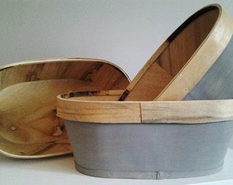 Farmhouse Nesting Baskets