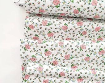 Storybook Sleepytime - Floral Fairies(Pink)  - Whistler Studios- Windham Fabrics