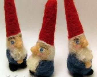 Naald vilten Gnome