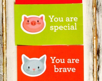 Animal Encouragement 6-pack