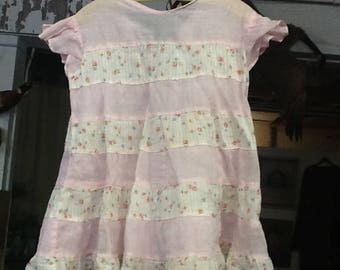 Another Adorable 1940's Girl's Dress