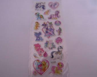 Kids stickers stickers Board 16cmx7cm cartoon various models