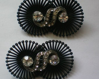 Fancy 50's Shoe Clips - 5920