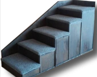 """24"""" x 48""""  5 step with side wall Step Pet Step"""