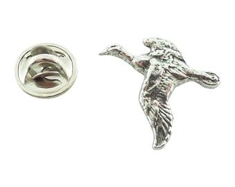 Flying Mallard ~ Lapel Pin/Brooch ~ B004MP