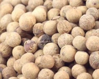 White Peppercorns - Certified Organic