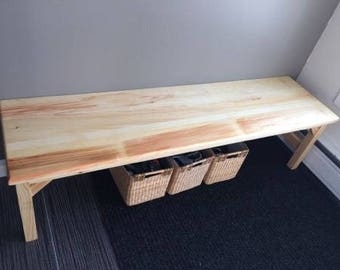 Bench (custom delivery included)