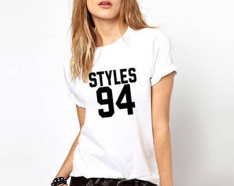 Harry Styles 94, Styles 94 T-shirt, One Direction T-shirt, One Direction Merch, Harry Styles Tee