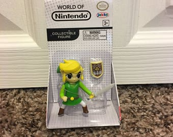 World of Nintendo Link 2.5 figure