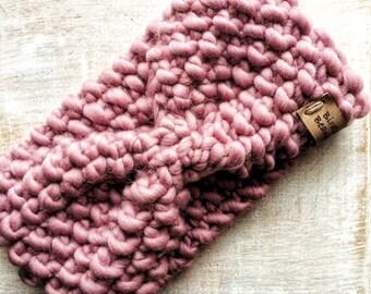 Headband woman - headband - wool headband - ear warmer - woman - wool ear warmer - Headband ear warmer - yarn Headband
