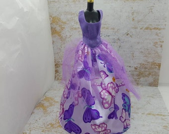 Barbie Butterfly Whimsy Dress  fashions Outfit 11 inch doll