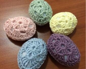 Easter egg crochet pattern pdf