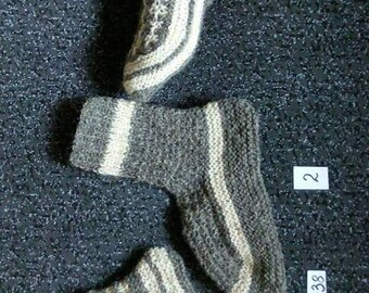 Perfect merino sheep wool designers socks sizes 36-40