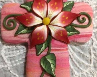 Decorative Cross Magnet 1311