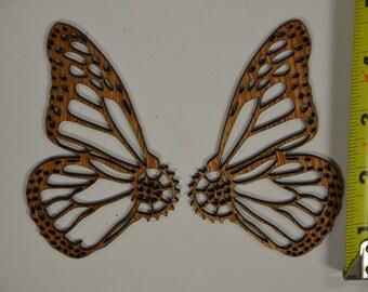 Steampunk Butterfly Wings