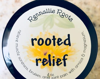 Rooted Relief Cream