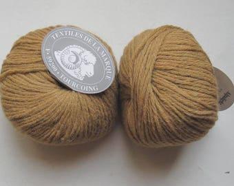 5 balls alpalight 30 Alpaca 20 wool camel 56 textile brand