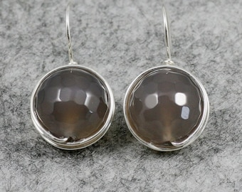 Sterling silver  earrings Free US Shipping handmade Anni Designs
