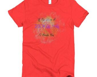 Zergling Love Short sleeve women's t-shirt