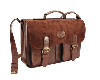 Men Leather Bag Sling Bag