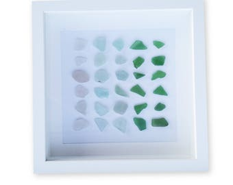 Symetrical Sea Glass picture