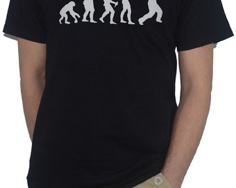 Trombone Player T-Shirt - Evolution of Man