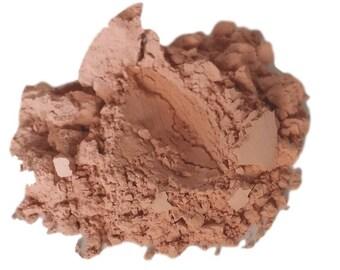 Matte Fairy PalePeachy Pink  Makeup Eyeshadow  loose  Eye Shadow   Mineral Makeup Vegan Natural  Pigmented Organic