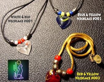 HeartOn Mini Heart Pendant Necklaces