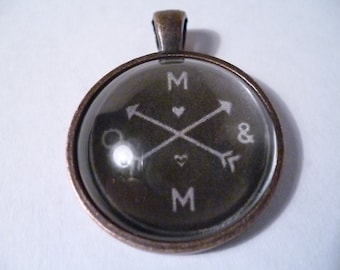 Of Mice and Men necklace
