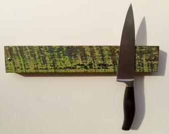 Magnetic knife holder, Magnetic knife strip, Magnetic knife rack, Magnetic knife block, Magnetic knife storage, Magnetic knife organizer