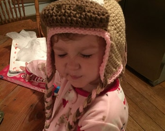 Crochet Horse Hat - Made To Order