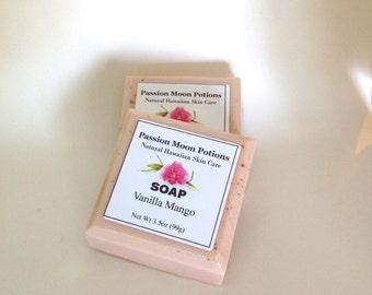 Vanilla Mango Hand or Body Soap