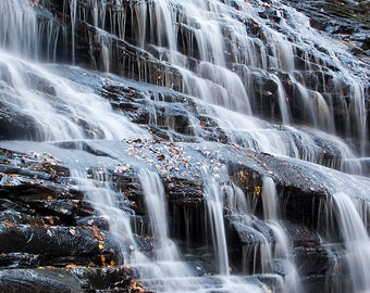 Nature Photography - Cane Creek Cascades at Fall Creek Falls State Park, Tennessee