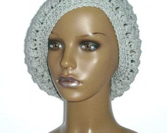 Puffed Beret Crochet Pattern