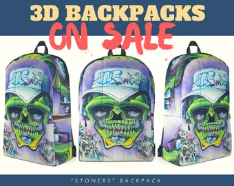 "The Coolest ""Stoners"" Backpack"