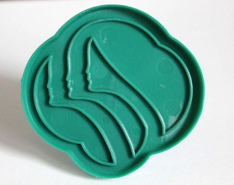 Vintage Trefoil Girl Scouts Cookie Cutter