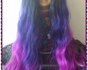 Fantasy Mermaid Wig For American girl dolls