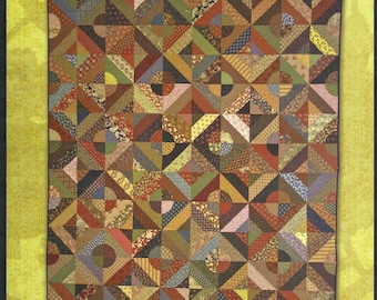 THIS and THAT SCRAPPY Quilt Pattern