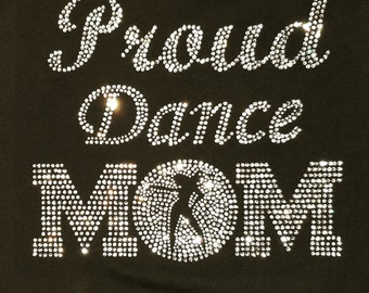Closeout-Proud Dance Mom