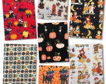 custom baby bib ~ halloween prints ~ chic couture ~ baby accessories ~ custom made baby bib from lillybelle designs