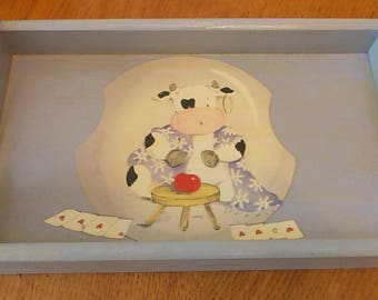 tidy cow fortune teller