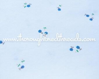 Little Ladybugs- Vintage Fabric New Old Stock  Juvenile Novelty