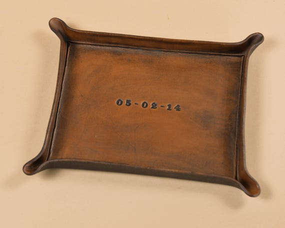 Tray with Personalized Date - Special Day - Anniversary - Baptism - Confirmation